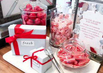 Fresh Beauty San Francisco Holiday Gift Sets | The Beauty Vanity