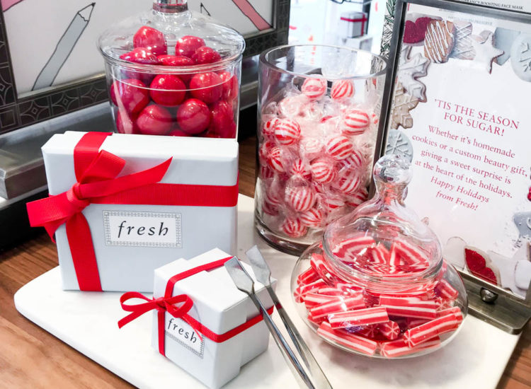 Fresh Beauty San Francisco Holiday Gift Sets | The Beauty Vanity