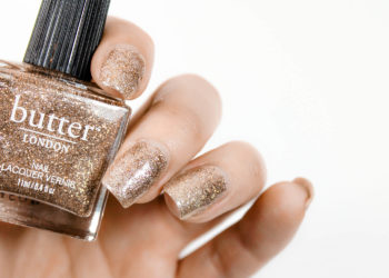Try This Glitter Polish Nail Hack For A Perfect Glitter Mani