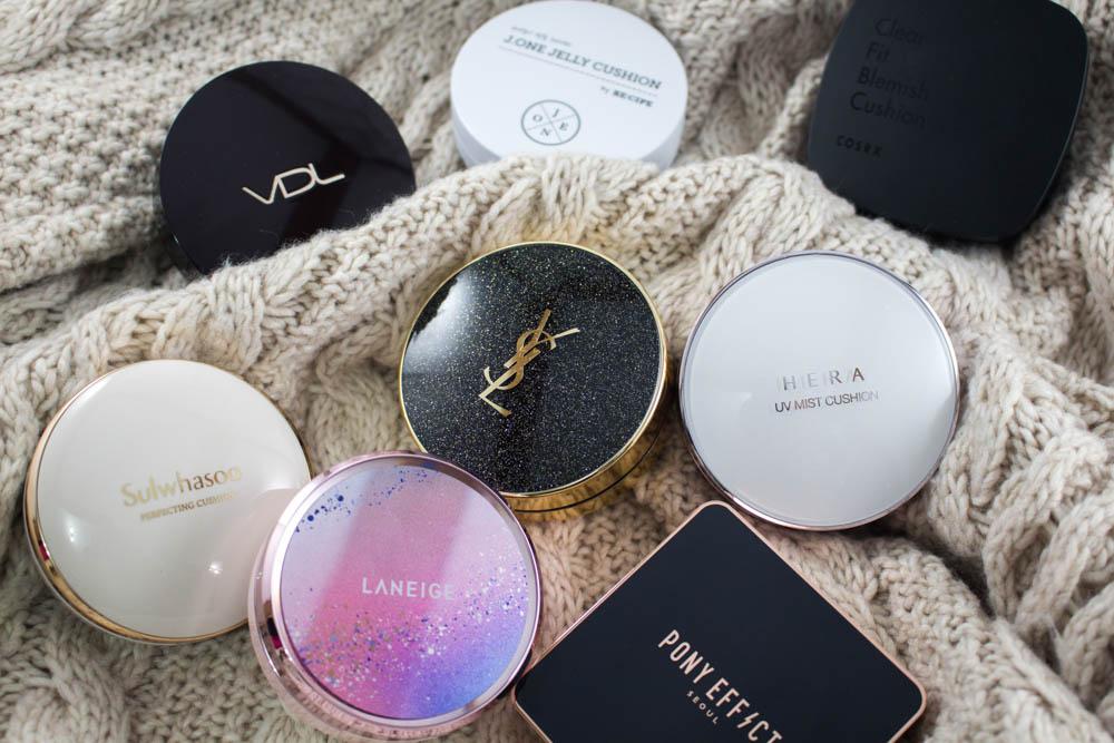 korean cushions darker shades | Innisfree | The Beauty Vanity