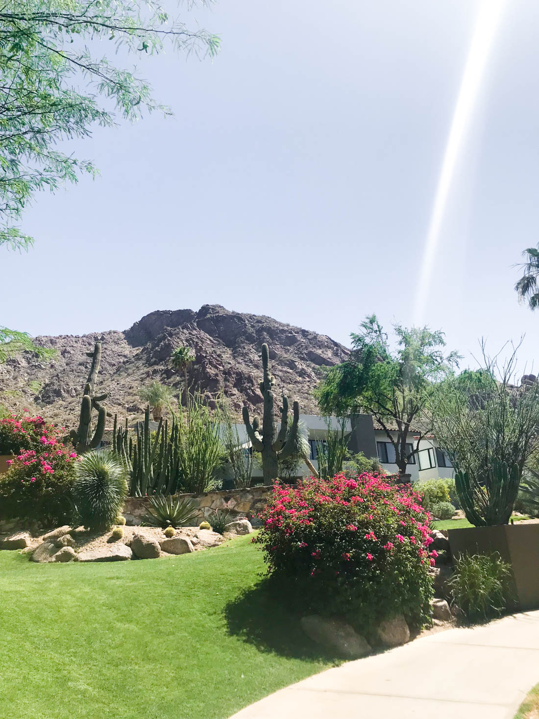Sanctuary Resort and Spa | Scottsdale Phoenix Travel Guide & Travel Diary | THE BEAUTY VANITY