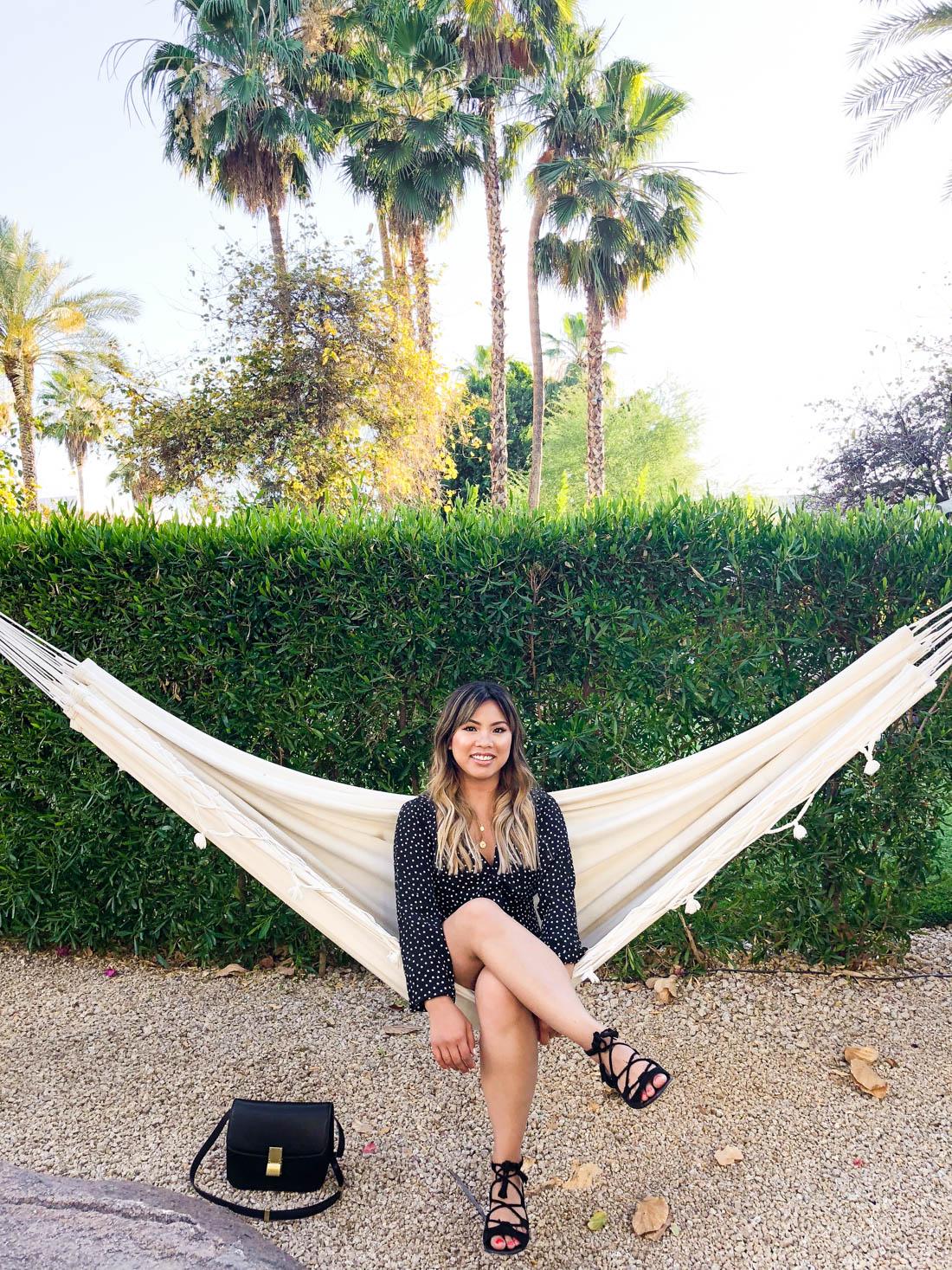 The Scott Resort & Spa | Scottsdale Phoenix Travel Guide & Travel Diary | THE BEAUTY VANITY