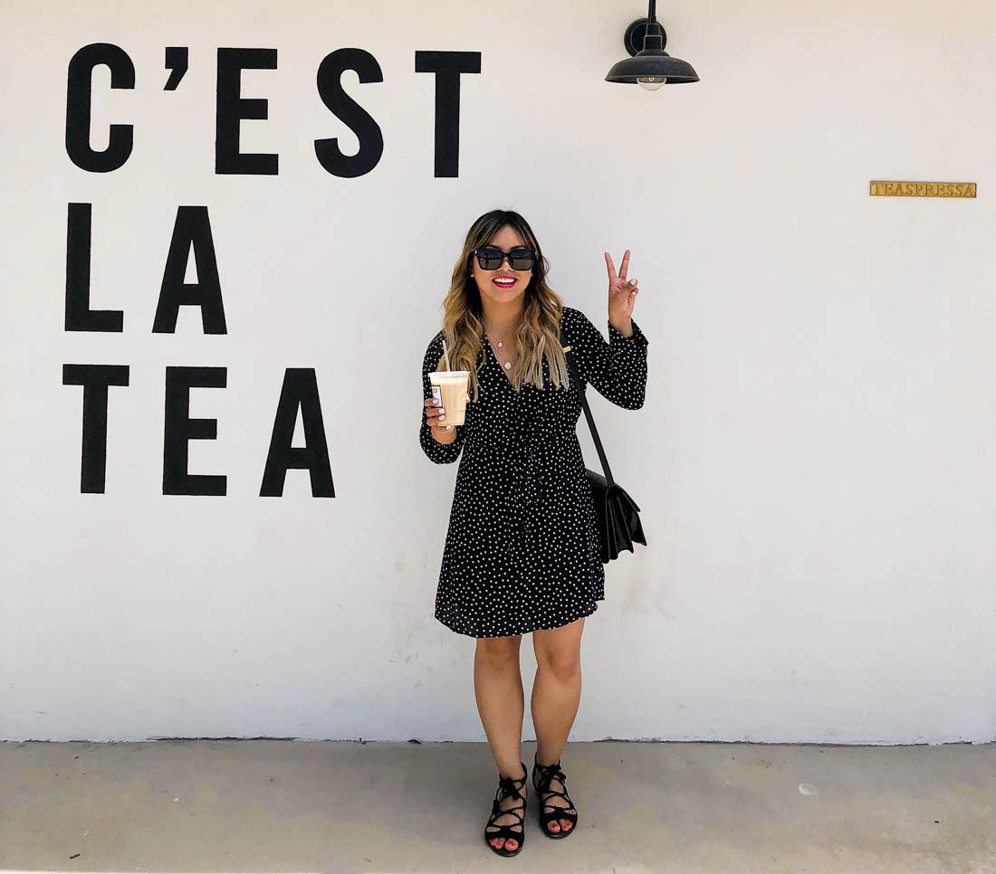 Teaspressa Tea Cafe | Scottsdale Phoenix Travel Guide & Travel Diary | THE BEAUTY VANITY